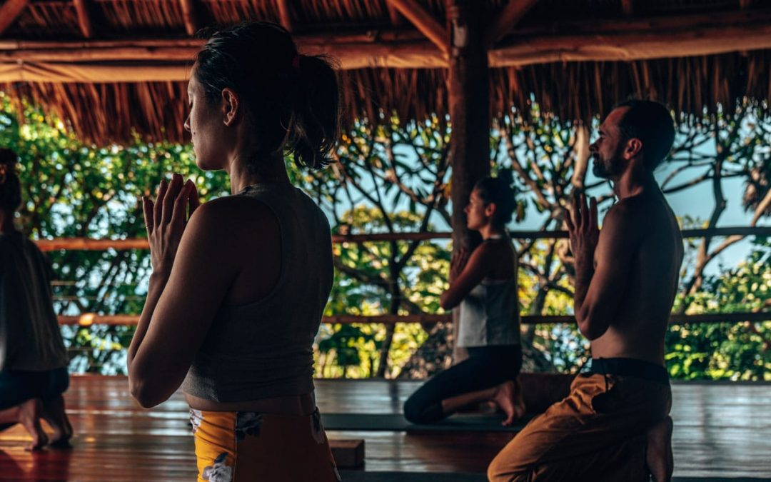 Yoga and Sustainable Travel