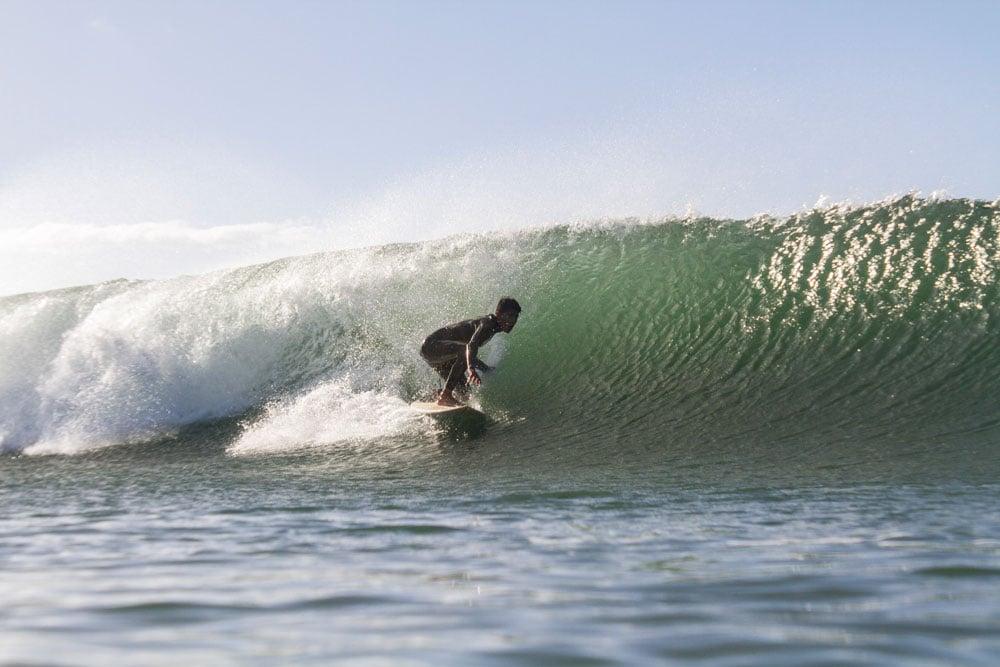 mastering surfing sport
