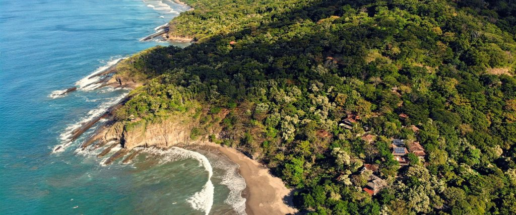 Playa Escameca, Nicaragua